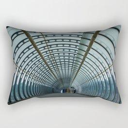 Urban Tunnel Rectangular Pillow