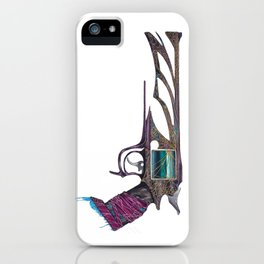 The Malfeasance iPhone Case