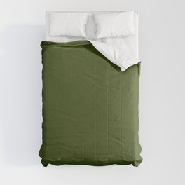 Olive Green Comforters