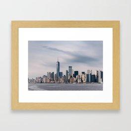 NYC NY Framed Art Print