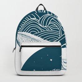 Whale dream Backpack
