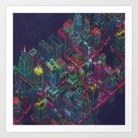 OVRLOD (everyday 06.08.17) Art Print