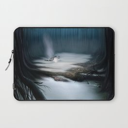 Swamps of Dagobah Laptop Sleeve