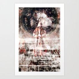 Adonai Art Print