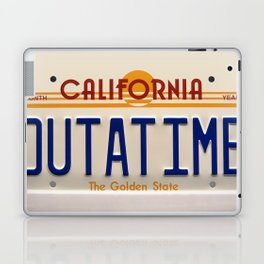 California Out A Time Laptop & iPad Skin