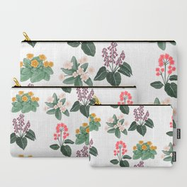 Vintage Botanicals Carry-All Pouch