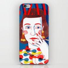 Diana Vreeland iPhone Skin