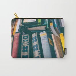 books and memories Carry-All Pouch