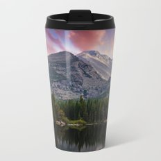 The Colorado Rockies Metal Travel Mug