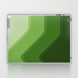 Shades of green Laptop & iPad Skin