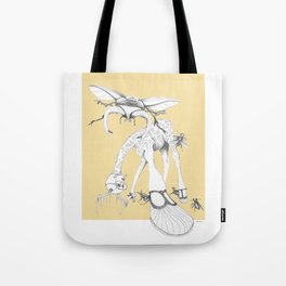 Weird & Wonderful: What bugs you? Tote Bag