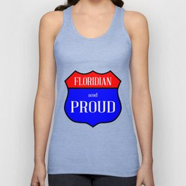 Floridian And Proud Unisex Tank Top