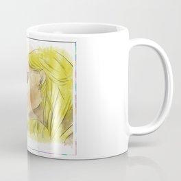 Deanoru: a surprise kiss Coffee Mug