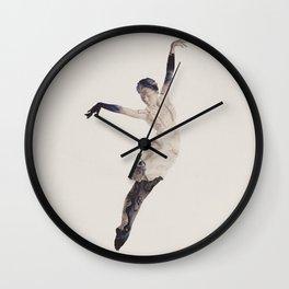 Float Away #2 Wall Clock