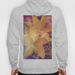 Lilies In the Galaxy  Hoody