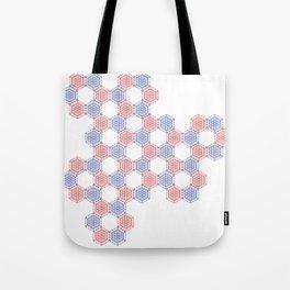 Labyrinthe Tote Bag