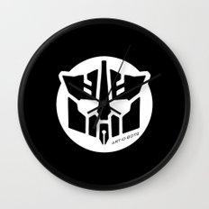 Art-O-Bots Wall Clock