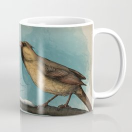 Northern Nitpicker - Maxilla Cardinalis Coffee Mug