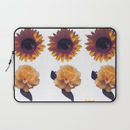 YELLOW  is the color of Summer!       by Kay Lipton Laptop Sleeve