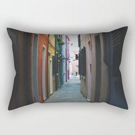 Burano I Rectangular Pillow