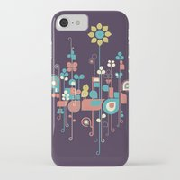 sunflower iPhone & iPod Cases featuring Sunflower by Jay Fleck