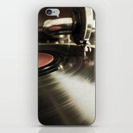 dancin iPhone Skin