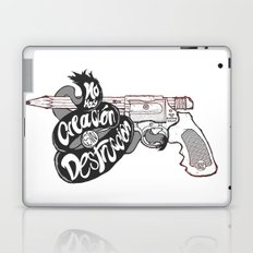 Creative weapon #2 (variant) Laptop & iPad Skin