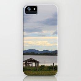 Rosa Sunset  iPhone Case