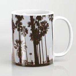 palm trees vi / venice beach, california Coffee Mug