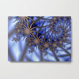 Back To The 60's Metal Print