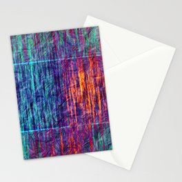 Floating Lines Stationery Cards