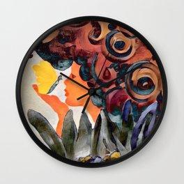 Gracious (metallic) Wall Clock