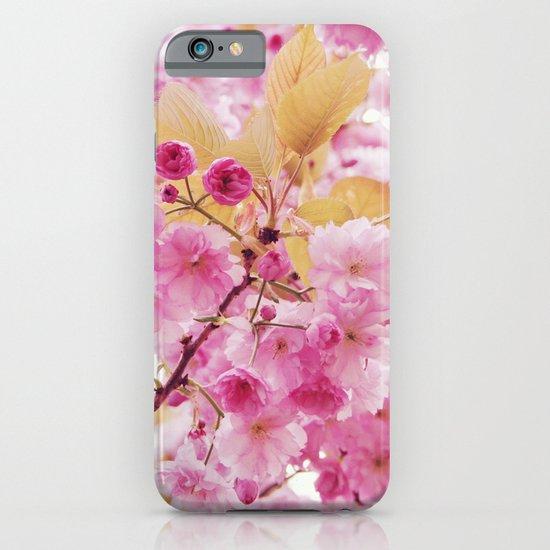 Bloom, bloom, bloom! iPhone & iPod Case