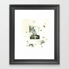 Tongue Framed Art Print
