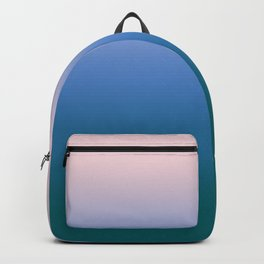 Morning Haze Fall 2017 Pantone Ombre Backpack