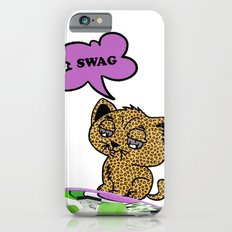 Kitten Swag Slim Case iPhone 6s