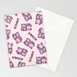 Maneki Neko DLGR Stationery Cards