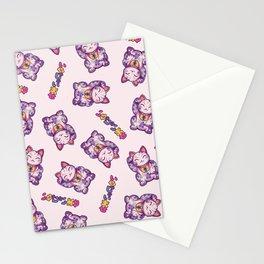 Maneki Neko DLGR Stationery Cards