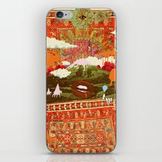 MORNING PSYCHEDELIA  iPhone Skin