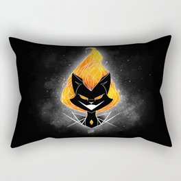 NightmareNetty (Galaxy) Rectangular Pillow