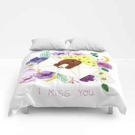 I Miss You. Comforters