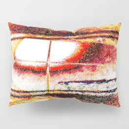 Corrosion Pillow Sham
