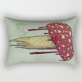 Mushroom Rectangular Pillow