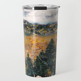 Fall in Colorado Travel Mug