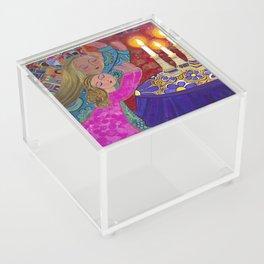 Sisters Storm the Heavens Acrylic Box