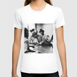Remembering African American History & Martin Luther King Racial Injustice photograph - photography T-shirt