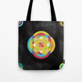 Sacred tiles Tote Bag