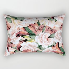 flowers / 67 Rectangular Pillow