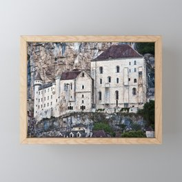 MEDIEVAL SOUND of ROCAMADOUR Framed Mini Art Print