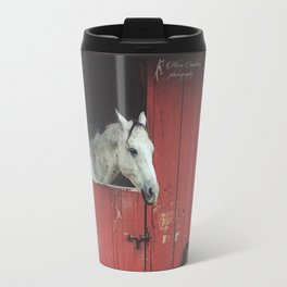 Fleabitten Grey Travel Mug
